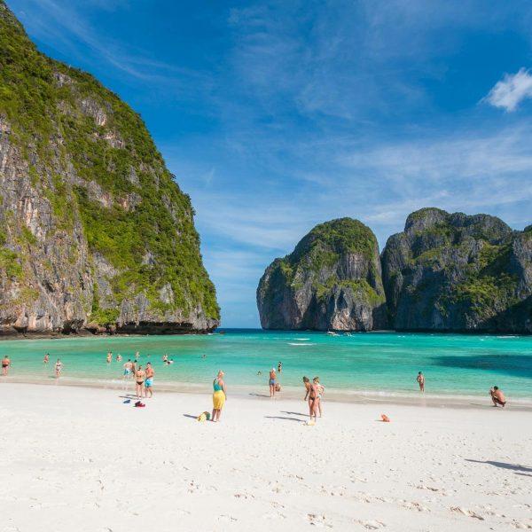Phi Phi Island Cabana Hotel: Phi Phi + Maya + Bamboo Island Tour By Speed Boat (Premium
